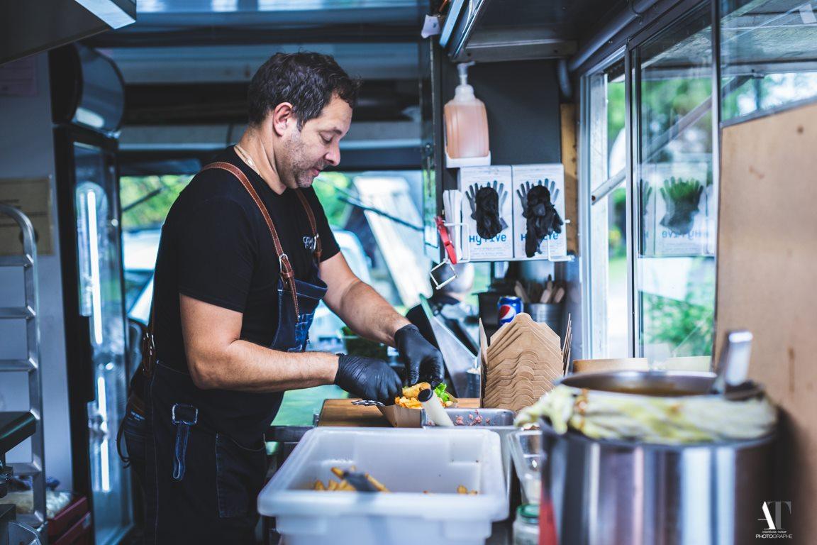 Food truck, cuisine mobile La Cour du Baron